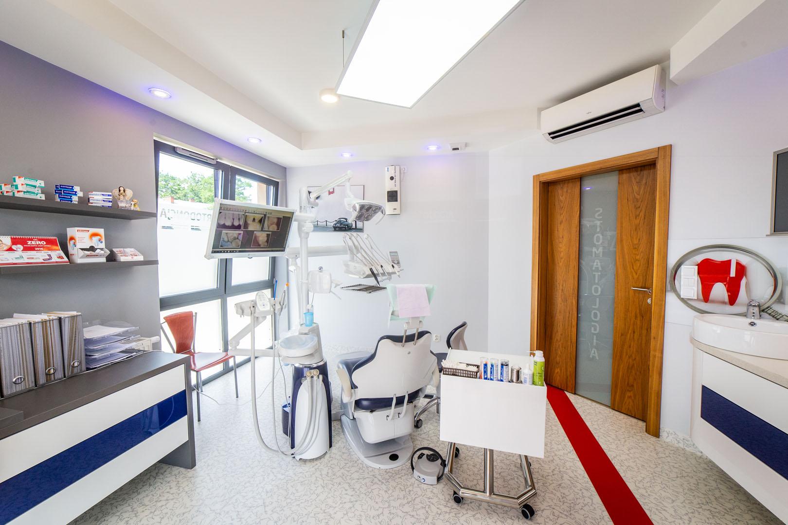 piaskowanie zębów kielce